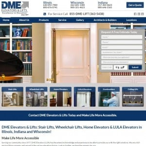 DME Elevator & Lifts